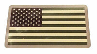 "MULTICAM US USA Flag Decal Sticker 3.5 x 2"" High quality"