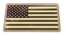 """MULTICAM US USA Flag Decal Sticker 3.5 x 2"""" High quality"""