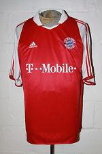 EUC Adidas FC Bayern Munchen 2003-2004 T Mobile Soccer Jersey Size XXL