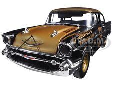 1957 CHEVROLET BEL AIR SMOKEY YUNICK'S STOCK CAR #3 LT ED 930 1/18 ACME A1807001
