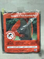 Dog Not Gone Human Mosquito & Tick Repelling Vest Size Small