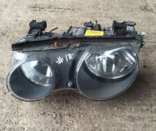 BMW 3 SERIES E46 COMPACT FRONT HEADLIGHT / HEADLAMP N/S PASSENGER SIDE 01-05 #18