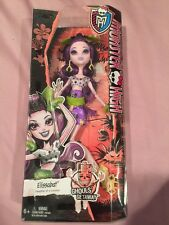 Monster High Doll Ghouls Getaway Elissabat New in Box Exclusive Vampire Beach