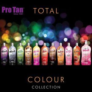 ProTan SATURNIA Full Range Dark Tanning Sunbed Tan Cream Lotion 250ml Bottles