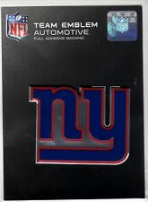 NEW YORK GIANTS DOMED DECAL