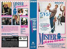 MISTER MAMMA (1983) vhs ex noleggio