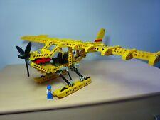 LEGO Technic Prop Plane (8855) with original instructions