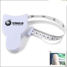BMI Body Mass Index Retractable Tape Measure & Calculator For Diet Weight LossS4