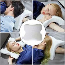 Contour Memory Foam Pillow Firm Head Back Ergonomic Orthopedic Cervical Sleep *1