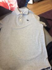 Boys Abercrombie Kids Polo Shirt Age 10