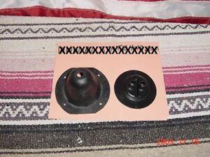 JEEP WILLYS MB CJ5 CJ2A CJ3A CJ3B 1941-1971 SHIFT LEVER BOOTS DANA 18 & T90