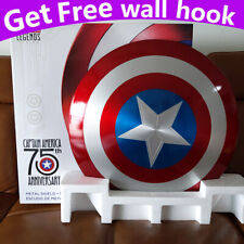 "Marvel Legends Captain America 75TH Anniversary Avengers 24"" Shield  Metal 盾牌"