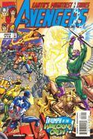 Marvel Comics Avengers #3 VF-NM 1998 Earth/'s Mightiest Heroes Vol 3
