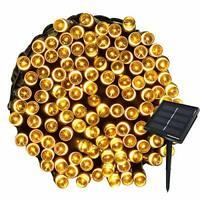 Tuokay, Solar Garden Lights, Outdoor Fairy Lights, Waterproof 72ft 22m 200 LED 8