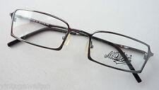 Brillenfassungen Damen-accessoires Kultbrille Menrad Markenfassung 70er Jahre Ungetragen Gold Damenbrille Grösse M HöChste Bequemlichkeit