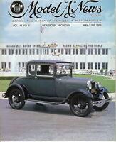 "1928 Special Coupe - Model ""A"" News Official Publication Vol.43 NO.4 1996"