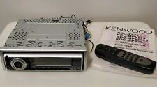 Kenwood KDC-MP425 CD Player In Dash Receiver with Remote and Owners Manual