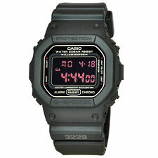 Casio Men's Black Classic Digital Shock Resistant Sports Watch DW5600MS-1