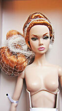 """Nude Fashion Royalty Poppy: Traveling Incognito 12"""" Doll New!!!"""