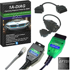 OBD2 Diagnose Marke 1A-DIAG für BMW Mini komp. zu INPA NCSEXPERT Rheingold