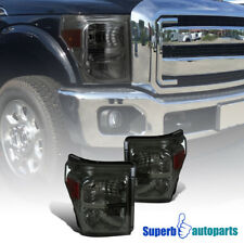 For 2011-2016 Ford F250/F350/F450/F550 Pickup Headlights Smoke Replacement