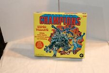 Vig Champions Super Villains 25mm Metal Figures Adventure Games & Collecting