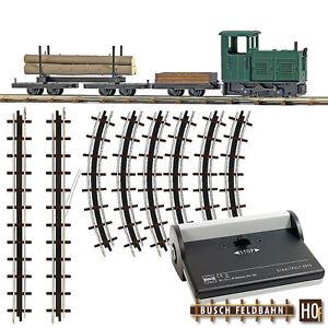 Busch Hof 12003 Forest Railway Start Set # New Original Packaging #
