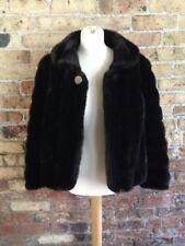 Clothing, Shoes & Accessories Women's Clothing Suede Sheepskin Shearling Suede Coat Jacket Faux Fur Vegan Plus Size 20 22