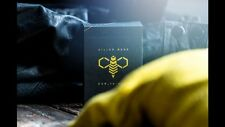 KILLER BEE PLAYING CARDS by Ellusionist brand new