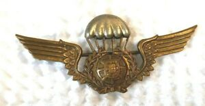 Portugal Army Parachute Wings