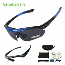 2 Frame Polarized Cycling Sun Glasses Outdoor Sports Bicycle Glasses