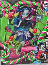 Monster High SWEET SCREAMS Ghoulia Yelps Holiday Candy EXCLUSIVE Doll Play Set !
