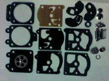 1) K20-WAT Complete Overhaul Repair Rebuild Kit Walbro WA & WT Carburetors