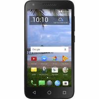 Alcatel Raven LTE 16GB Smartphone - Black - SIMPLE MOBILE - BRAND NEW