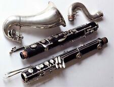 Professional amati kraslice Bb Wooden Bass Clarinet