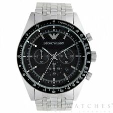 Armani Watches AR5988 Mens Silver Tazio Classic Watch