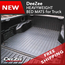 Dee Zee Heavyweight Rubber Truck Bed Mat for 2004-12 Chevy Colorado 6' Bed