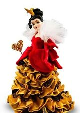 Disney Designer Villains QUEEN OF HEARTS Doll Limited Edition NEW