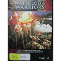 What happened at Battle of Waterloo 1815? Waterloo's Warriors Napoleon Doco DVD