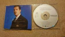 YELLO 3 TRACK CD SINGLE OF COURSE I'M LYING 1989