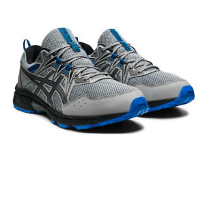 Asics Mens Gel-Venture 8 Trail Running Shoes Trainers Sneakers Grey Sports