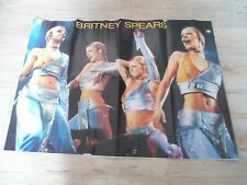 XXL Poster Britney Spears AFFICHES & Pokemon 2-a1