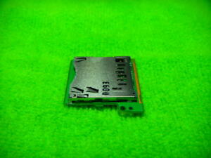 GENUINE CANON VIXIA HF R70 SD CARD BOARD PARTS FOR REPAIR