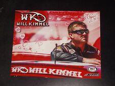 "2016 WILL KIMMEL #69 ""HAPPY VALENTINE'S DAY"" ARCA NON-NASCAR POSTCARD"