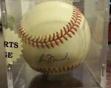 Greg Maddux Signed Official MLB Baseball