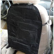 1x Car Multi-Pocket Black Back Seat Hanging Organizer Storage Bag Holder Hanger