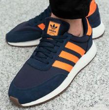 adidas Originals I-5923 Boost Navy Orange Gum Mens Sneakers Size 13 - *NEW $130