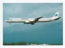 ICELANDAIR DC 8/63 (TF-FLT) Luxembourg 7.88