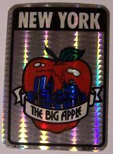 Window Bumper Sticker Novelty New York City the Big Apple NEW Prismatic