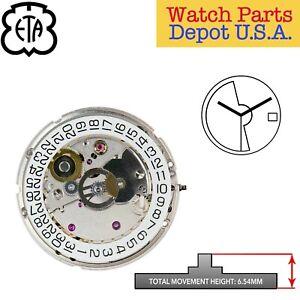 Genuine ETA 2824-2 Swiss Made Automatic Movement Date/Hand 3 - NEW!